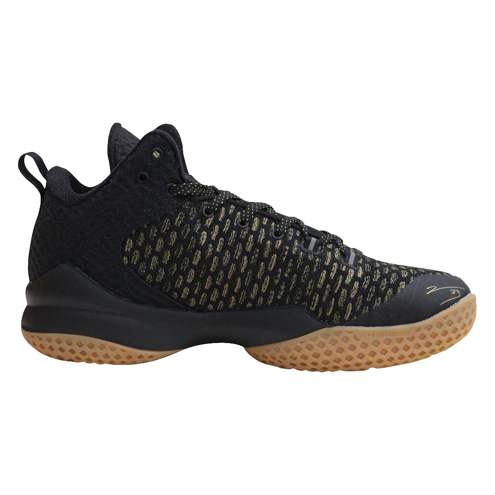 Street Ball Master Lou Williams Basketball Shoes (Black Brown)