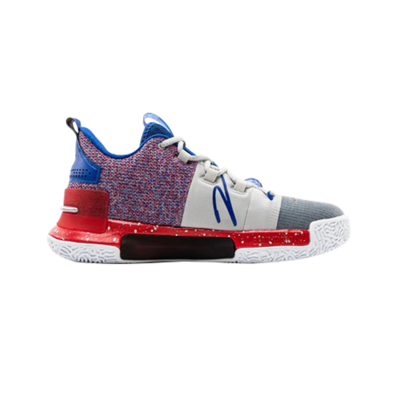 Lou Williams Underground TaiChi Flash Basketball Shoes (Lt. Melange Grey)