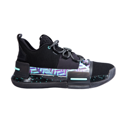 Lou Williams Underground TaiChi Flash Basketball Shoes (Black Green)