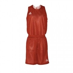 PEAK REVERSIBLE JERSEY SET FOR BASKETBALL - RED WHITE