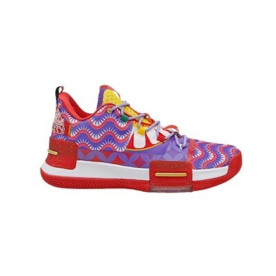 Lou Williams Underground TaiChi Flash Basketball Shoes (Lion Dance)