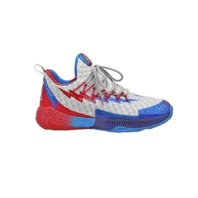 Lou Williams 2 Basketball Shoes (White / Midnight Blue)