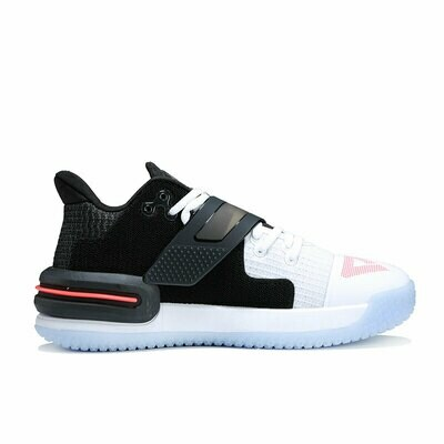 Lou Williams Underground TaiChi Flash 2.0 Basketball Shoes (White / Black)