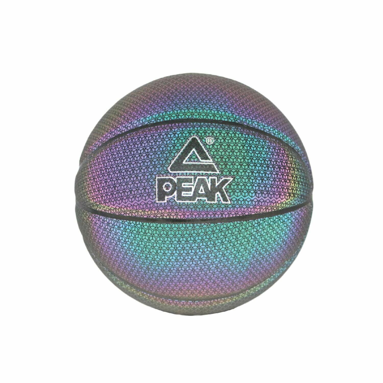 PEAK Reflective Basketball (Black)