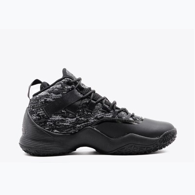 Streetball Master Military Basketball Shoes (Black)