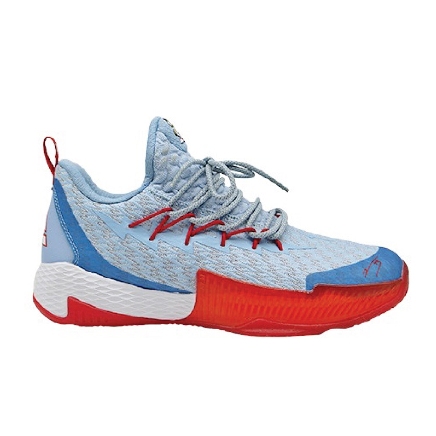 Lou Williams 2 Basketball Shoes (Sky Blue)