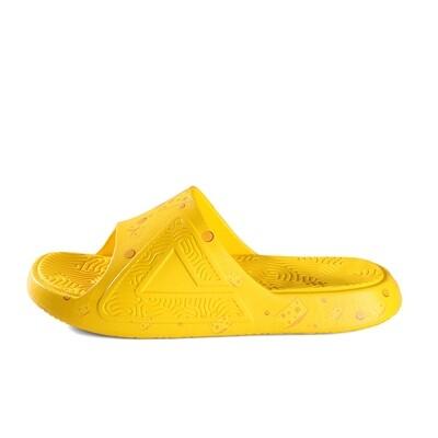 Peak Taichi Slipper Flare Yellow (Women)
