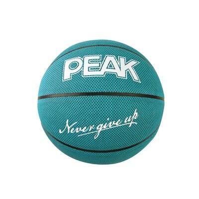 PEAK Moisture Absorption Basketball - Turbo Green