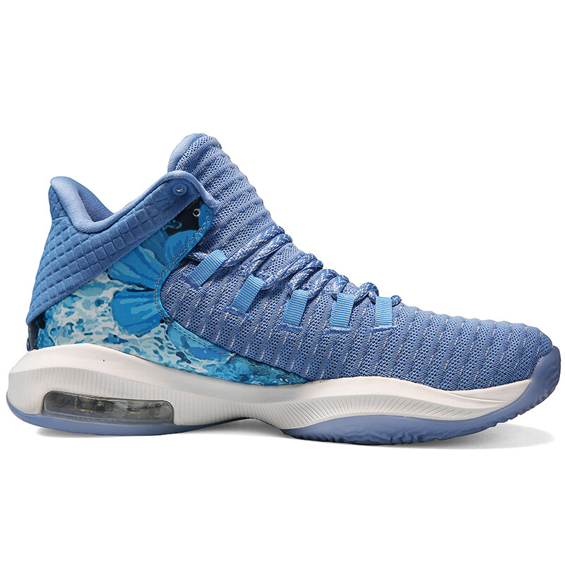 Peak Air Basketball Match Shoe for Indoor and Outdoor