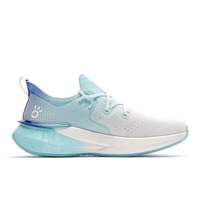 Peak Taichi 3.0 Men's Cushioning Running Shoe (Wht / Ice Blue)