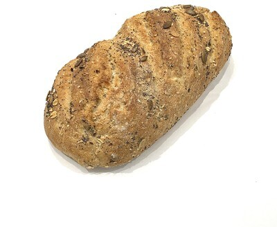 Multigrain Artisan Sourdough Free Form Loaf  700g