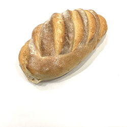 White Artisan Sourdough Free Form Loaf 700g