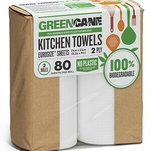 GreenCane Kitchen Towels 2 Pack
