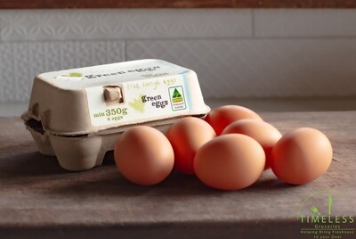Green Eggs Free Range Eggs 350g