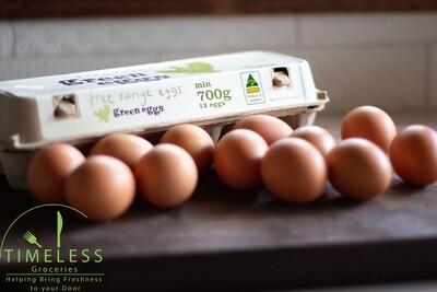 Green Eggs Free Range Eggs 700g