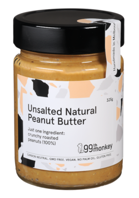 Unsalted Peanut Butter