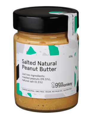 Salted Peanut Butter