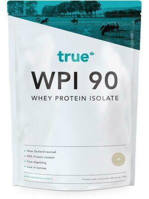 WPI90 Protein Powder - Vanilla