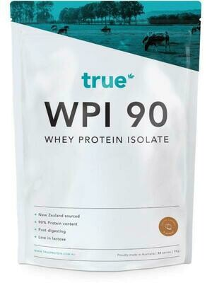 WPI90 Protein Powder - Salted Caramel