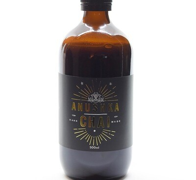 Chai Brew Bottle - 500ml