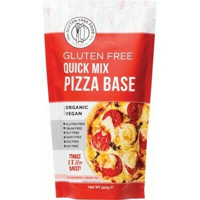 Gluten Free Pizza Base Mix
