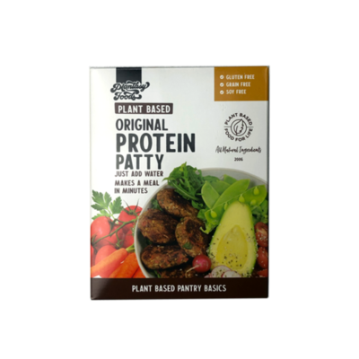 Protein Patty Mix - Gluten Free