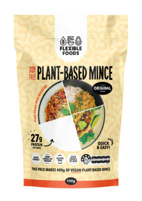 Soy Free Plant Based Mince - Original