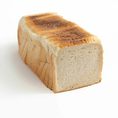White 750g Sliced Square Tin Loaf - Noisette