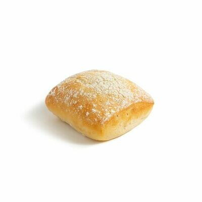 Ciabatta Square Roll 150g - (Minimum quantity 4)