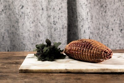 Free Range Christmas Midnight (Teardrop) Boneless Ham - Approx 2kg