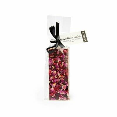 Vegan Raspberry & Vanilla Bean Nougat