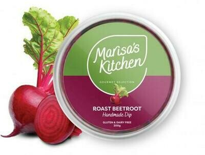 Roast Beetroot Dip