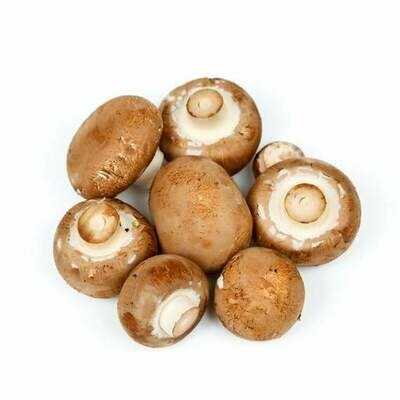 Swiss Brown Mushrooms