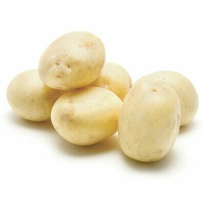 White Washed Potatoes