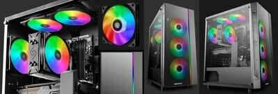 Deepcool Chassis MATREXX 55 V3 ADD-RGB 3F W/o PSU (DP-ATX-MATREXXV3-AR-3F)