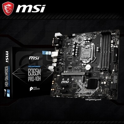 MSI Mainboard B365M PRO-VDH