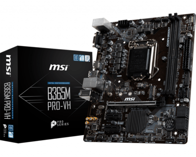 MSI Mainboard B365M PRO-VH