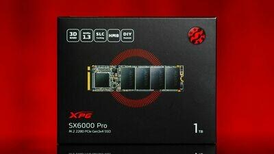 XPG  SX6000 M.22280 Pro SSD