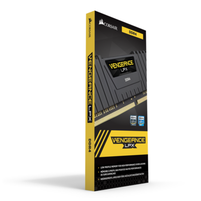 CORSAIR DDR4 8GB 3000MHz