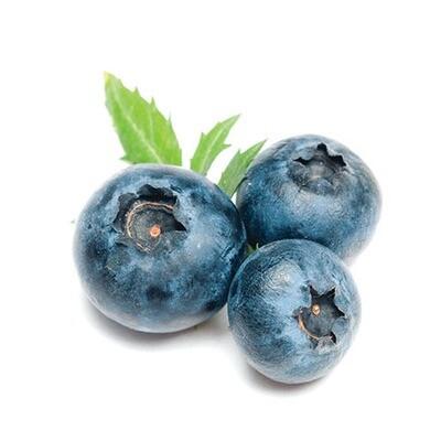 Blueberry Yogurt Ice Cream