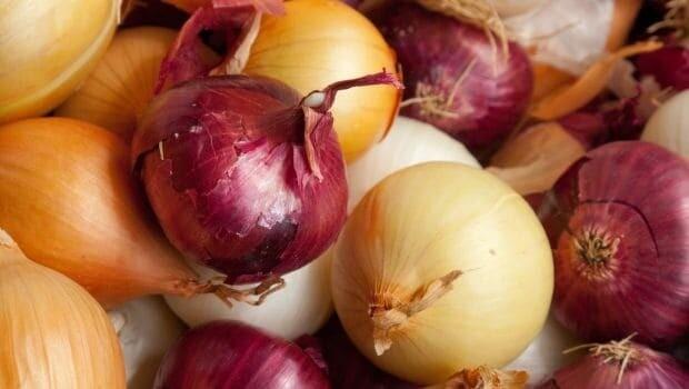 Tacon's Onions