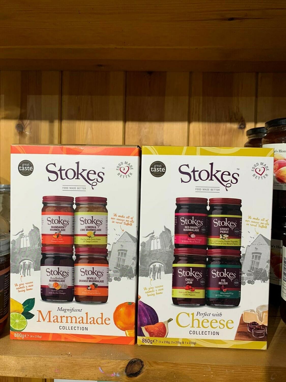 Stokes Sauces Gift Boxes
