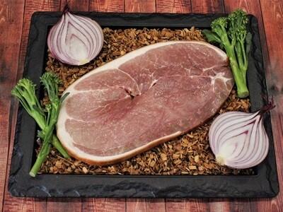Gammon Steaks x 2