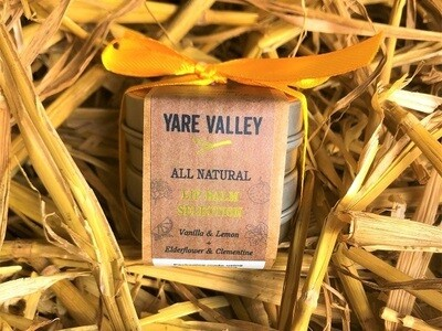 Yare Valley Oils - Lip Balm Selection Pack