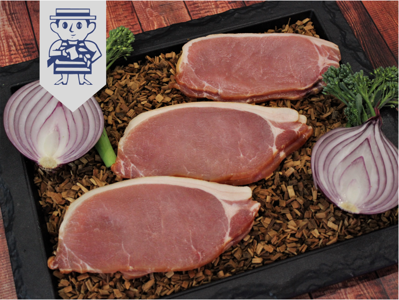 Butchers Smoked Back Bacon