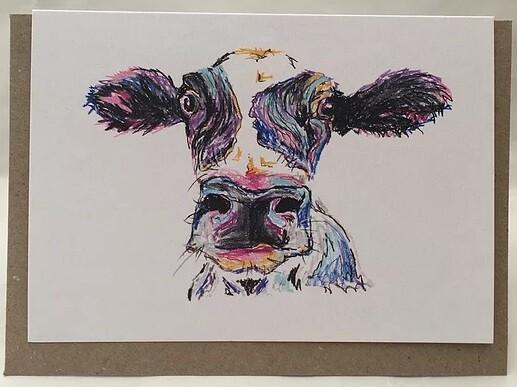 Greetings Cards - By Philippa Westaway