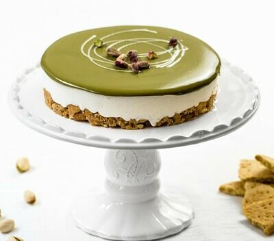 Torta Gelato Cheesecake al pistacchio