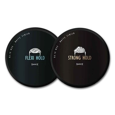 [coming soon] HAIR WAX (STRONG HOLD/FLEXI HOLD) 70g