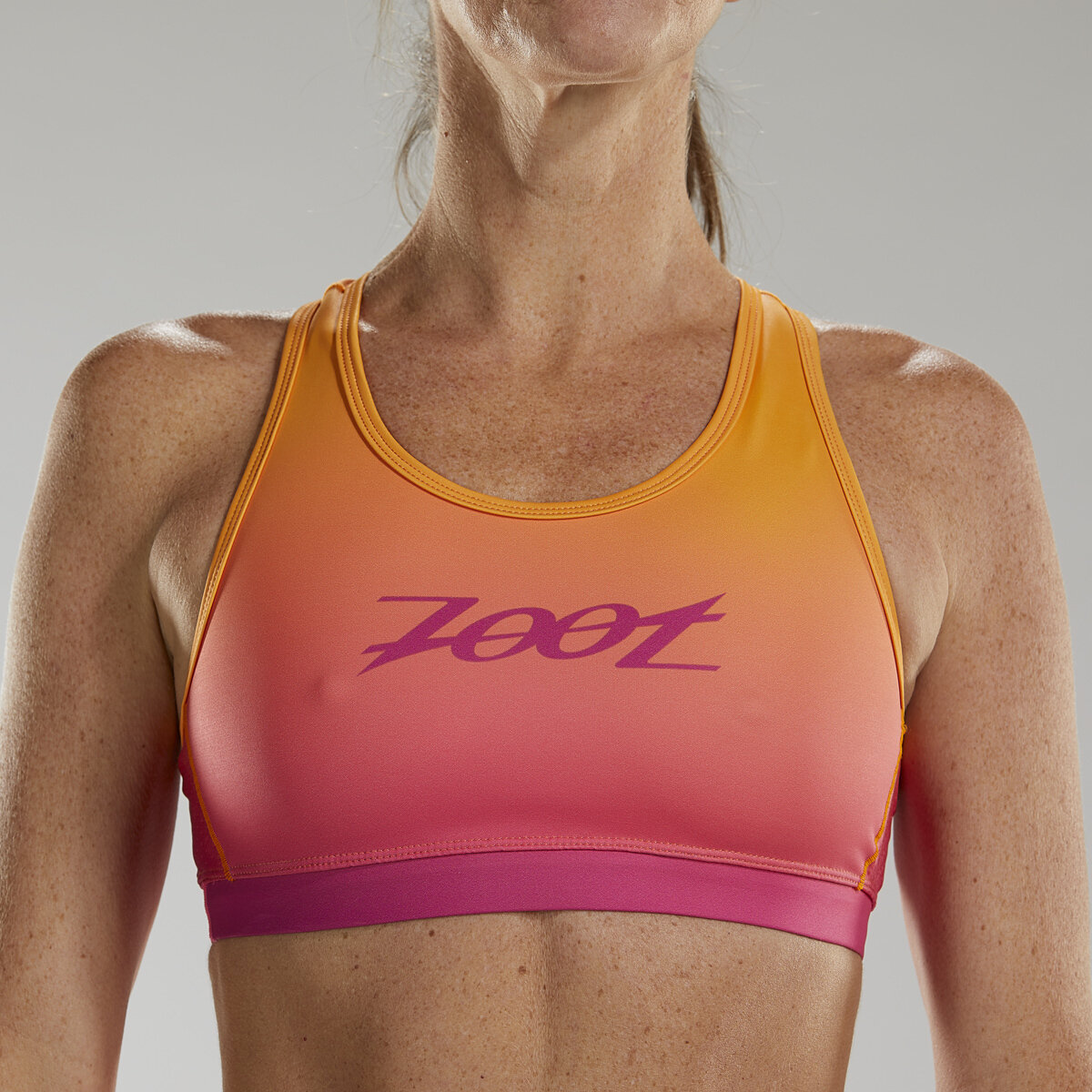 W LTD TRI BRA - SUNSET