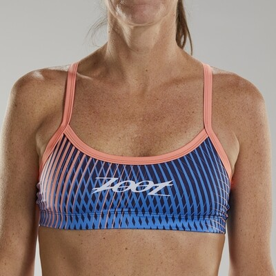 ZOOT W LTD SWIM BIKINI TOP - STOKE